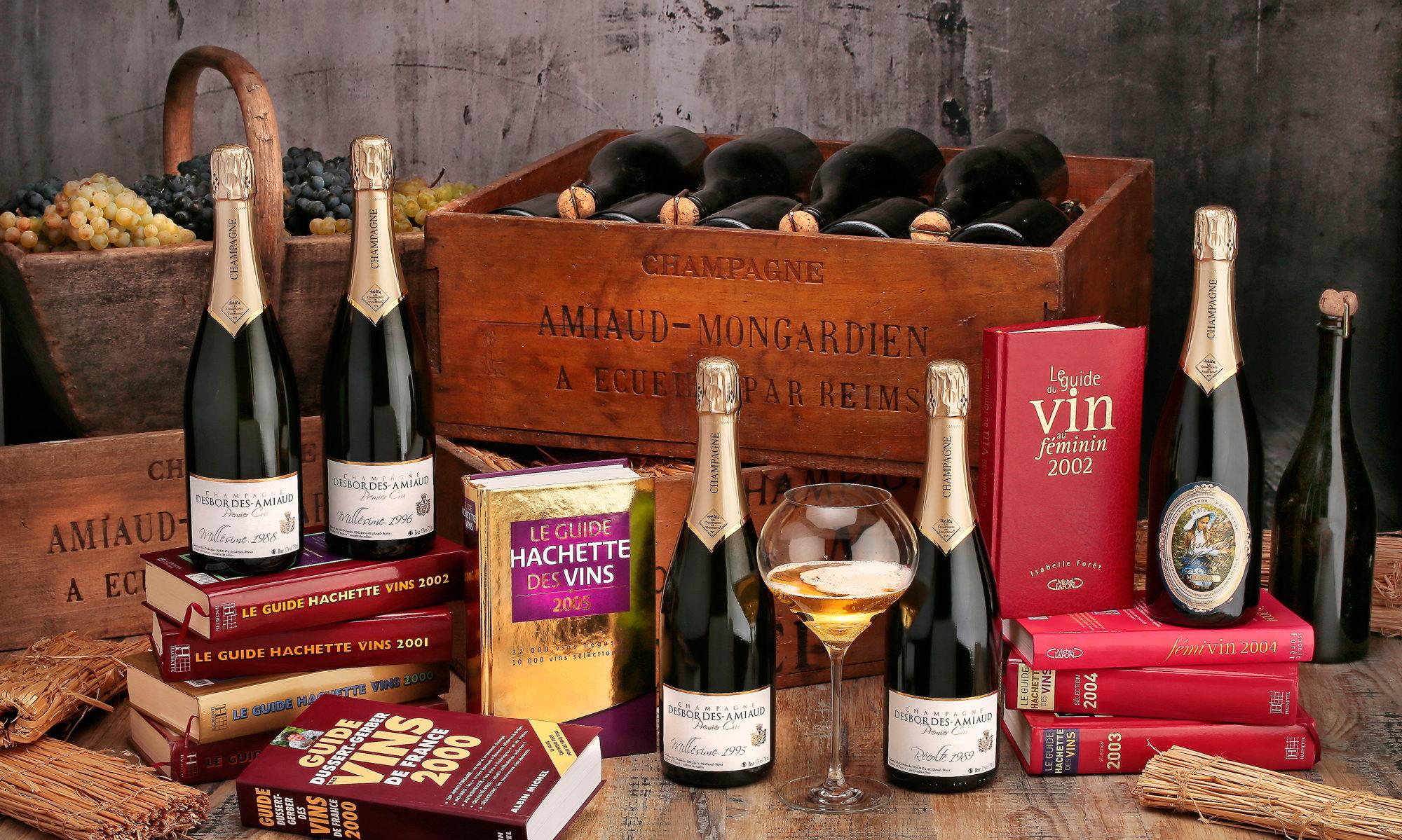Champagne Desbordes-Amiaud